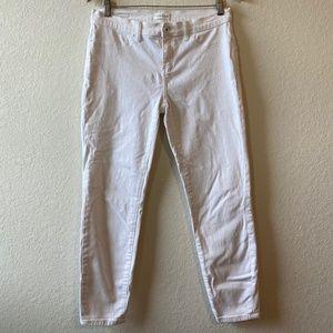 Lila Ryan Stitch Fix White Skinny Jeans Size 30